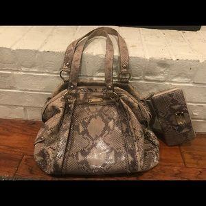 Michael Kors Handbag & matching wallet